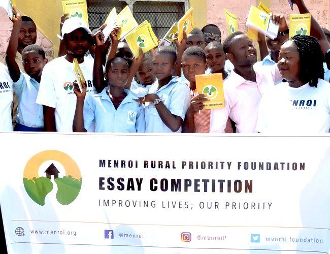 Menroi Essay Competition © menroi.org